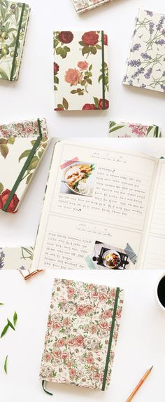 Your 2018 Planner should be most beautiful and well-made planner! The 2018 Florence Daily Planner has an elegant illustration on the hardcover made with quality material. You will love to carry this classy planner with you always to plan your days and write a daily journal at anytime!
