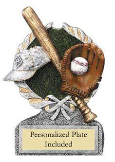 5 inch Centurion Baseball Trophy