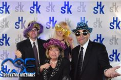 """On Saturday May 11th Harrison celebrated his Bar Mitzvah at The Hilton in Woodcliff Lake,NJ! CSE featured their Red Carpet Photo Booth. Guests take a series of pictures in front of a custom """"Movie Star"""" back-drop,and a few seconds later your guests have a custom photo to take home with them. Harrison's friends and family had a great time taking pictures with the variety of props the Red Carpet Photo Booth offers. www.citysoundsentertainment.com"""