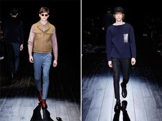 GUCCI HOMEM OUTONO-INVERNO 2014 ~ ... And This is Reality