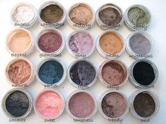e.l.f. Cosmetics--If you haven't already, check them out. The majority of their products are $5 or less. Love e.l.f.!
