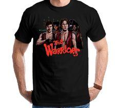 The Warriors - Gangues Camiseta Camisa Tee T Shirt