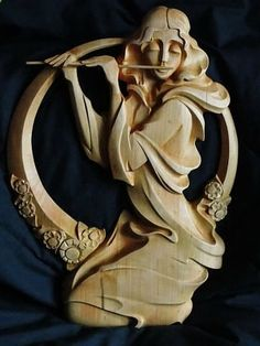 Best Timber Sculpting Methods and Tips – Fine Woodworking Tips For You 3d Cnc, Wood Carving Art, Art Carved, Wooden Art, Whittling, Mural Art, Wood Sculpture, Pyrography, Wood Design