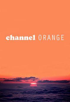 frank ocean channel orange