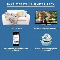 Spettacoli: #Assicuratevi non #manchi nulla.  #BakeOffItalia... (realtimetvit) (link: http://ift.tt/2fkV1cG )