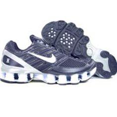 Nike Women Shox TL IV (black / porpoise / metallic silver) 314089-041 - $129.99