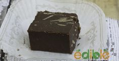 This raw fudge is the perfect balance between a super food and decadent dessert. It's packed with healthy fats, antioxidants, and many other nutrients.