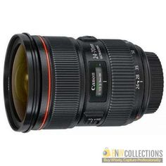Buy Canon EF 24-70mm f/2.8L II USM Lens At Rs.161,000 Features :- Super UD, UD and aspherical Elements Cash on Delivery Hassle FREE To Returns Contact # (+92) 03-111-111-269 (BnW) #BnWCollections #Canon #Camera #Lens