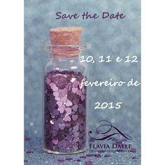 OPA!  Vem novidade pré Carnaval! Save the date!