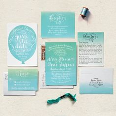 ► Invitaciones de boda hermosas diseñadas por la mano. #invitaciones #bodas