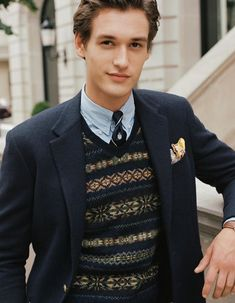 Timothy, Jegor & Masamichi Model Preppy Style for POLO Ralph Lauren Spring Campaign Preppy Mens Fashion, Suit Fashion, Prep Fashion, Style Fashion, Preppy Outfits, Preppy Style, Navy Sport Coat, Polo Ralph Lauren, The Fashionisto