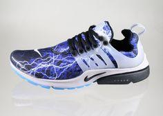 be3cea64ecec Nike Air Presto QS  Lightning  (Black   Black - Zen Grey - Harbor Blue)