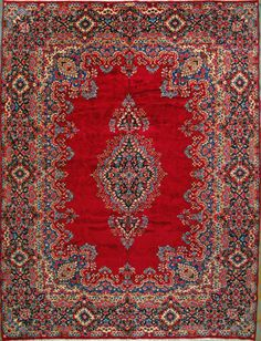 Yazd Persian Rug x , Authentic Yazd Handmade Rug Oriental Carpet, Oriental Rugs, Persian Carpet, Persian Rug, Magic Carpet, Blue Art, Kilim Rugs, Handmade Rugs, Colorful Rugs