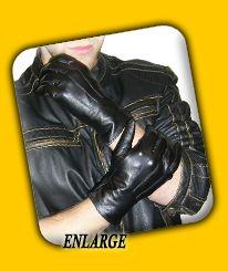 "Ultrathin/Unlined | Men's 10"" Leather Driving, Dress Gloves | LoveTheGloves.com | Halifax, Nova Scotia"