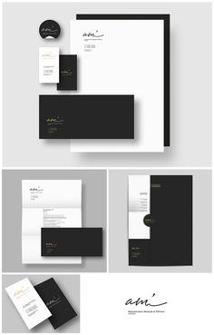 New design branding identity business color palettes ideas Stationary Branding, Business Stationary, Stationary Design, Stationary Printable, Game Design, Graphisches Design, Design Logo, Cover Design, Design Model