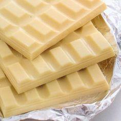 Como fazer ganache de chocolate branco - Fácil