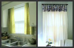 originales diseños cortinas modernas