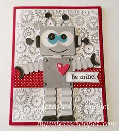 Miss Kate Cuttables Valentine Cards
