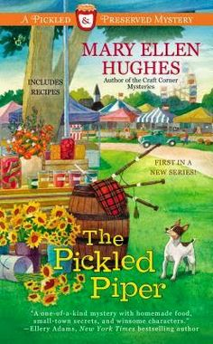 Socrates' Book Reviews...: Blog Tour: The Pickled Piper by Mary Ellen Hughes (Review/Guest Post/Giveaway)