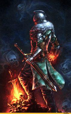 Dark Souls 2 :: Dark Souls :: сообщество фанатов / красивые картинки и арты, гифки, прикольные комиксы, интересные статьи по теме.