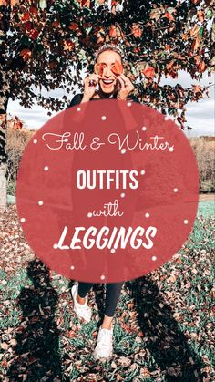 #leggingsfashion #falloutfitideas Cozy Winter Outfits, Cute Fall Outfits, Oversized Plaid Shirts, Fall Leggings, Weekly Outfits, Winter Tops, Thanksgiving Outfit, Fall Weather, I Fall