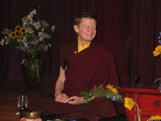 "Pema Chodron Pema is one of the most loved Buddhist teachers alive today. Her books, like ""Start Where you Are"" and ""When Things Fall Apart,"" are written in such an accessible language. Before starting her life as a Buddhist Teacher, she lived a typical life as a wife and mother. This experience has colored her teachings in so many ways. I recommend her books to anyone interested in learning how to live a full and happy life."