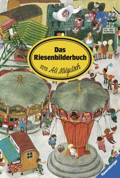 Das Riesenbilderbuch von Ali Mitgutsch - Bild 2 - Klicken zum Vergößern