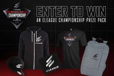 I got 50% off my tickets to the ELEAGUE Championships! Join me on July 29th & 30th and enter for a chance at an…