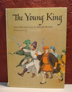 The Young King and Other Fairy Tales Oscar Wilde John Updike 1962 Hardcover
