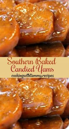 Southern Baked Candied Yams – Cooking With Tammy .Recipes Southern Baked Candied Yams – Cooking With Tammy .Recipes,Thanksgiving recipes Southern Baked Candied Yams – Cooking With Tammy . Yam Or Sweet Potato, Sweet Potato Casserole, Yam Casserole, Baked Sweet Potatoes, Canned Sweet Potato Recipes, Baked Yams, Slow Cooker Sweet Potatoes, Southern Sweet Potato Pie, Southern Fried Corn