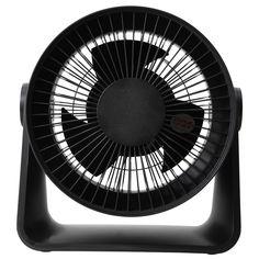 サーキュレーター(低騒音ファン)・ブラック 型番:AT‐CF18R2‐K | 無印良品ネットストア