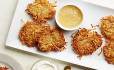 Our Favorite Latkes / Photo by Tara Donne, Food and Prop Styling by Diana Yen