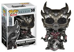 Gamer? Collector? Either way, these awesome vinyl figures will complete your perfect Skyrim collection.
