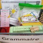 Ateliers grammaire en cycle 2