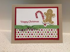 Stampin Up Scentsational Season Crumb Cake, Cherry Cobbler, Season of Style paper stack, Gumball Green