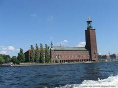 Tre kronor symbol of the Swedish capital