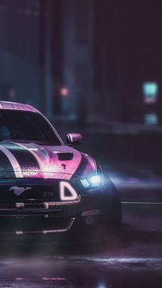 The Ford Mustang GT is an American car manufactured by Ford. In the generation Ford Mustang is a thoroughly modern rear drive performance coupe. Ford Mustang Gt, Ford Mustang Wallpaper, Mustang Cars, Luxury Sports Cars, Top Luxury Cars, Super Cars Images, Car Images, Automobile, Bmw Wallpapers