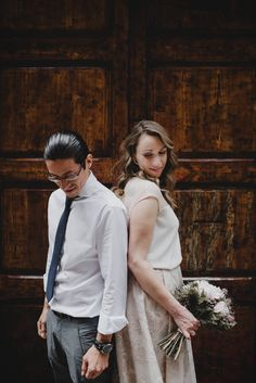 WEDDING IN BARCELONA