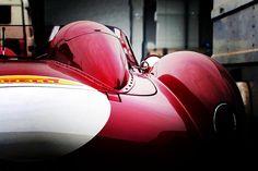 Ferrari 1957 Testarossa by evasèe
