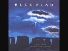BLUE STAR- Gurumander Singh Khalsa-(luv this album so atmospheric & orchestrated-moogs,sitar,om shanti-fabya) #newage #ambient
