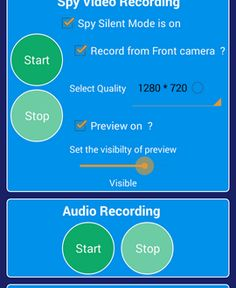 Registrare video audio e scattare foto di nascosto in HD