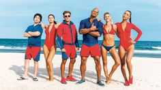 'Baywatch' Movie 'Far Dirtier' Than TV Show, Dwayne Johnson Says 'Flesh Quota Was High' - http://moviesandcomics.com/index.php/2017/04/10/baywatch-movie-far-dirtier-than-tv-show-dwayne-johnson-says-flesh-quota-was-high/