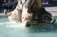 Les fontaines de Rome - photos
