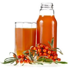 The benefits of sea buckthorn oil for healthy hair Healthy Juices, Healthy Smoothies, Orange You Glad, Hot Sauce Bottles, Healthy Hair, Korn, Liquor, Benefit, Food Photography