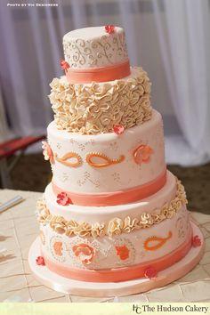 indian wedding cakes | ... for this Beautiful Indian Wedding {Wedding Cake} | The Hudson Cakery