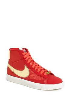 Nike 'Blazer Mid - Year of the Horse' Sneaker (Women) available at #Nordstrom