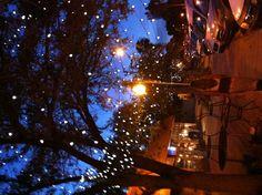Gulfport, Florida - evening lights