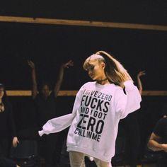 Ariana Grande Unveils Her Ridiculously Overpriced Tour Merchandise - http://oceanup.com/2017/02/16/ariana-grande-unveils-her-ridiculously-overpriced-tour-merchandise/