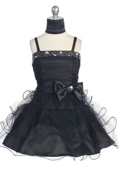 Abigail Girls Party Dress - PuddlesCollection.com