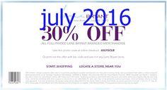 Free Printable Coupons: Lane Bryant Coupons